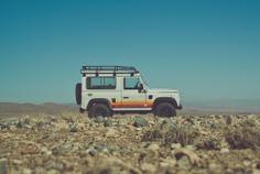 Overlanding Through Africa in Defender D90s • Gear Patrol