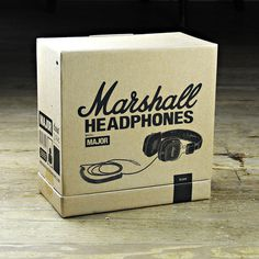 The Design Blog #packaging #headphones