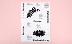 DUP Roskilde Festival #roskilde #dup #festival #poster