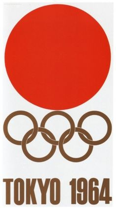 (7) Tumblr #olympic #tokyo #poster #1964 #games