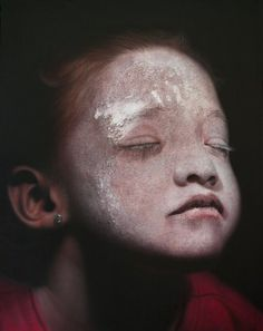 Hyper Realistic Paintings by Kamalky Laureano | PICDIT #painting #real #art #hyper