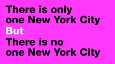 New York City Wolff Olins