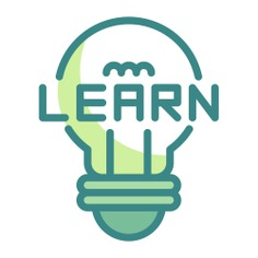 See more icon inspiration related to learn, idea, lightbulb, learning, intelligence, education, illumination and light on Flaticon.
