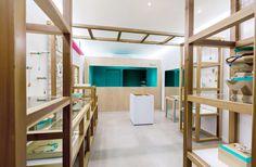 MICA on Behance #interior #store