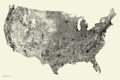 All Streets | Fathom #data #visualization #map