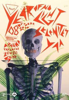 Romain Barbot | IAMSAILOR #skull #poster