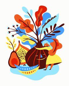Feel the Beet - Anna Hurley • Design + Illustration