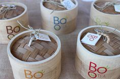 Bootea Tea Packaging
