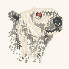 It's Nice That : Siggi Eggertsson #bear #polar