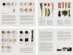 The Foreign Japanese Kitchen By MoeTakemura3 #layout #food #magazine
