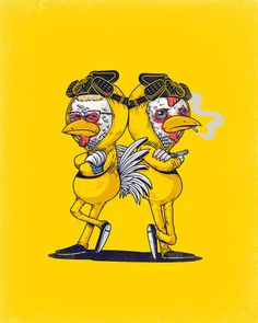 Pollos - Alex Solis #breaking #solis #alex #chickens #bad
