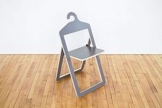 Hanger Chair by Philippe Malouin #chair #design #function #hanger