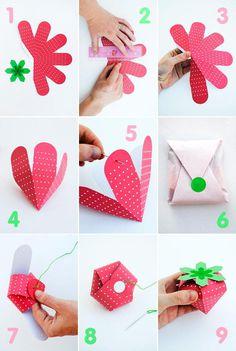 40+ Creative DIY Favor Boxes #cake #favor #box #candy #boxes #gift #diy #decorative