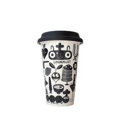 studio arhoj #white #packaging #black #and #cup