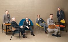 THE MAD MEN OF MID-CENTURY MODERN DESIGN « The Selvedge Yard