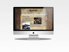 Web Design #just #design #image #website #wood #jack #cowboy #layout #web
