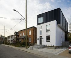A Renovation And Addition To An 1890's Building