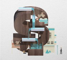 Design Work Life » cataloging inspiration daily #type #illustration