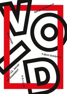 Design symposium VOID