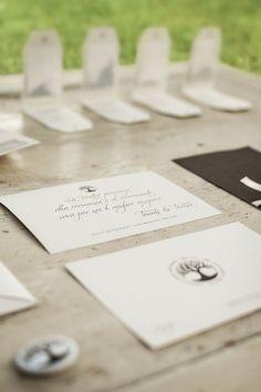A brand for Tomas and Teresa's wedding. on Behance #heart #tree #design #favini #invitations #logo #wedding #crush