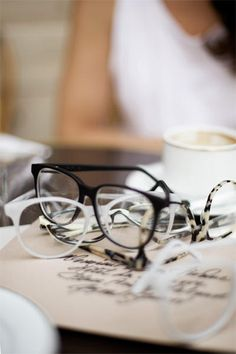 Photography, glasses