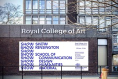 Royal College of Art – SHOW Exhibition Identity