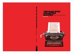http://bigeyebrow.tumblr.com/ #red #design #graphic #book #cover #futura