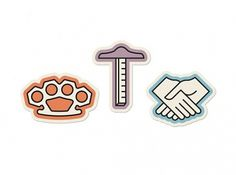 Jared Erickson | Because I Can #iconography #design #graphic #icons #symbols