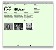 almost Modern : Pierre Bayle Website