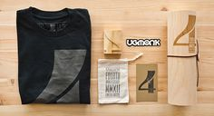 25 Creative T-shirt packaging design examples #packaging #design #tshirts