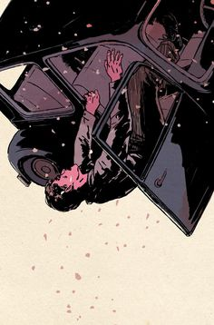 Patrick Leger #illustration