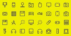 Budicon Tool by Buditanrim #pictogram #icon #sign #picto #symbol