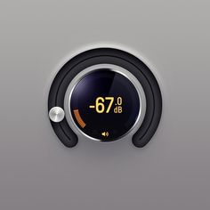 Radialslider #dial #graphic #ui