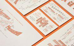 Law Office of Matthew Messina #stationery #branding #typography