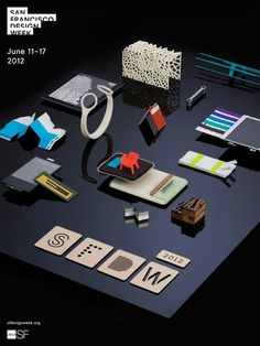 Collate #design #poster