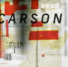 iainclaridge.net #design #carson #graphic #david #magazine