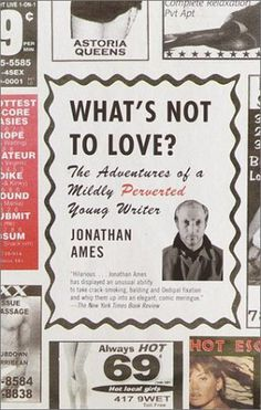 What's Not to Love? #cover #john #book #gall