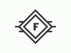 Dribbble - Frame - final mark by Tim Boelaars #logo #typography