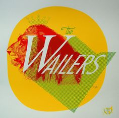 The Wailers - Gig Posters