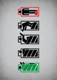 Pictogram illustrations on the Behance Network #pictogram #recharging