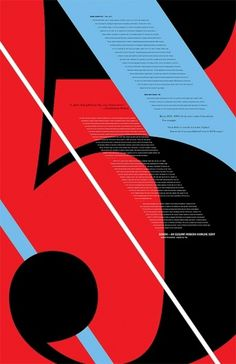 TYPE THIS. on Typography Served #type #poster