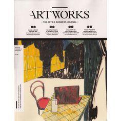 Revista Artworks Journal #design #graphic #art #editorial #magazine