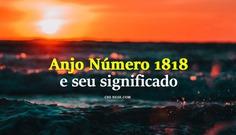anjo número 1818