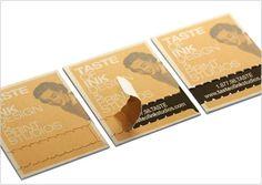 Taste of Ink Studios #bcard #vacrd