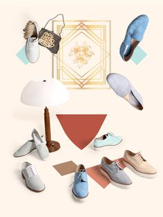 Shooting & Graphic design for Rêve d'un Jour shoes Brand by Fabrice Vrigny #fabrice_vrigny #photography #graphic_design #morocco