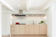 StudioAC Converted Toronto Church into a Minimalist Loft Home - InteriorZine #kitchen #furniture