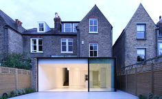 Elms Road by LBMVarchitects #design #architecture #minimalism
