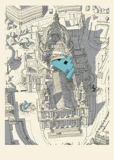 Illustration by Raid71 #illustration
