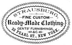 old label