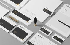 Mapout by for brands #branding #dark #sophisticated